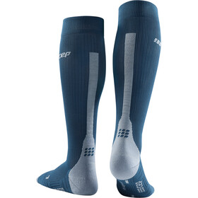 cep Run Socks 3.0 Uomo, blu/grigio